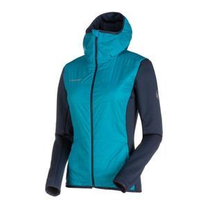 Aenergy IN Hybrid Jacket Women - aqua/marine