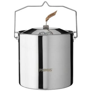Campfire Pot 5L - stainless steel