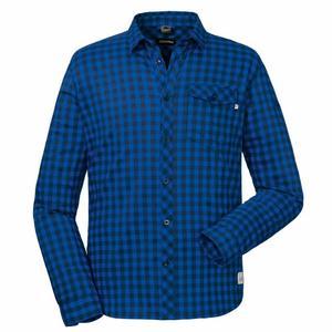 Miesbach2 Shirt - princess blue