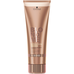 Schwarzkopf BlondMe Detox Purifying Shampoo All Blondes - 250 ml
