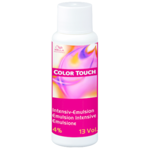 Wella Color Touch Emulsion 60ml - 4%