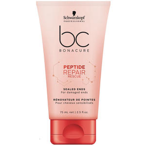 Schwarzkopf BC Peptide Repair Rescue Sealed Ends - 75 ml