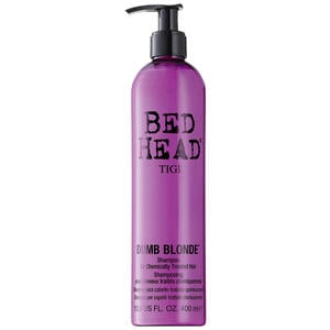 Tigi Bed Head Dumb Blonde Shampoo - 400 ml