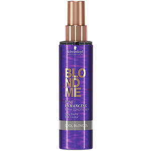 Schwarzkopf BlondMe Tone Enhancing Spray Conditioner Cool Blondes