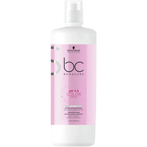 Schwarzkopf BC pH 4.5 Color Freeze Silbershampoo - 1000 ml