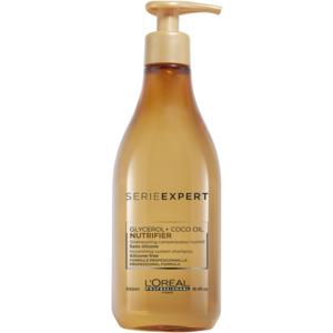 L'Oréal Serie Expert Nutrifier Shampoo - 500 ml