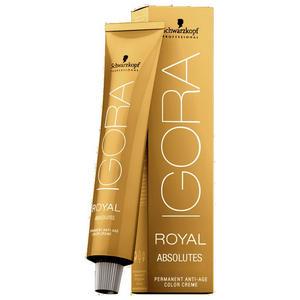 Schwarzkopf Igora Royal Absolutes - 7-50 mittelblond gold natur