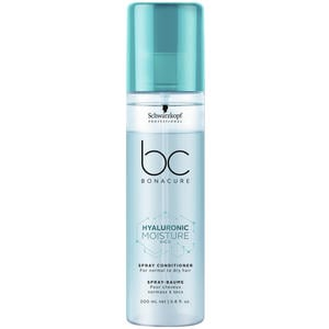Schwarzkopf BC Hyaluronic Moisture Kick Spray Conditioner - 200 ml