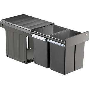 Profiline Double-Master-Maxi 40 DT Einbau-Abfallsammler