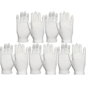 Baumwoll-Handschuh Staffl Trikot Heavy Größe 8 | 5 Paar