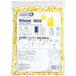 Nachfüllpackung Bilsomat 400-303S SNR=33 dB Inhalt 200 Paar Gr. S