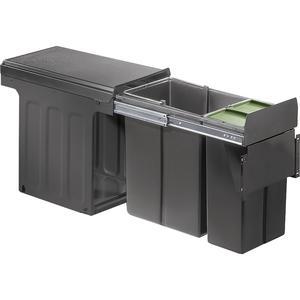 Einbau-Abfallsammler Profiline Bio-Double 30 BM
