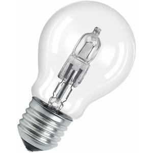 Halogen-Glühlampe E27 230 V, 77 Watt, 1320 lm, Glas klar