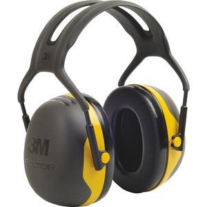 Kapselgehörschutz X2A SNR = 31 dB