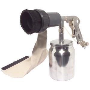 Sandstrahlpistole Modell Super Mistral mit Sandrückgewinnungseinrichtung
