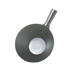 Mörtelschöpfer ohne Stiel Durchmesser 230 mm