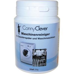 CONNY CLEVER Maschinenreiniger für Geschirrspüler und Waschmaschine