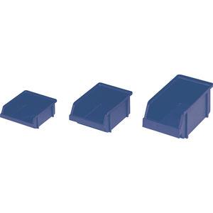 Sichtbox 3-160 blau 173 x 125 x 75 mm