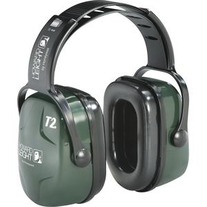 Kapsel-Gehörschutz Thunder T2 formstabiler Kopfbügel SNR = 33 dB