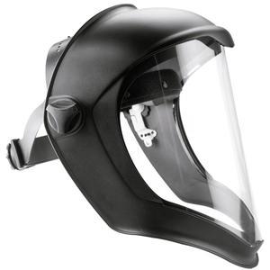 Gesichtsschutz Bionic Set PC klar Kopfhalter mit Drehratsche