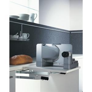 Parallel-Schwenkmechanik PSM 1128, Einbauhöhe 455 mm, Stahl weiß lackiert