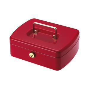BURG Geldkassette Office 2207, rot