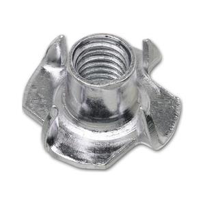DIN6331//10 M16 blank Sechskant-Flachbundmutter 1.5 d