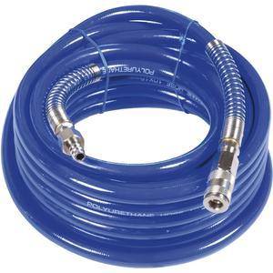 Druckluftschlauchset 20 m aus Polyurethan Flexibel und abriebfest 8 x 12 mm
