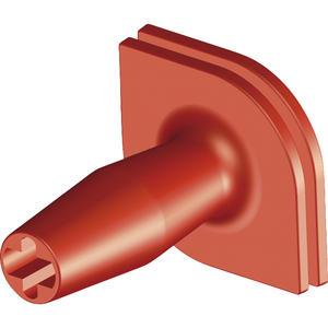 Meißelhandschutz PVC Ellipsenform