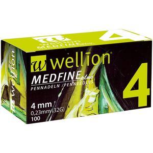 Medfine plus Pennadeln - 4 mm