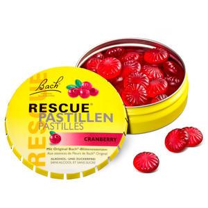 Rescue Pastillen Cranberry