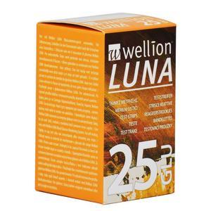 Luna Blutzuckerteststreifen - 25 Stück