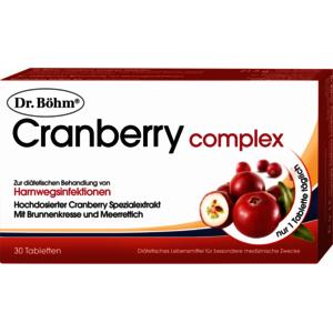 Cranberry complex Tabletten