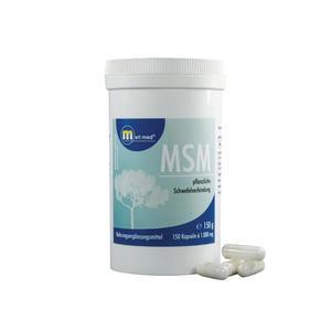MSM - 150 Stück