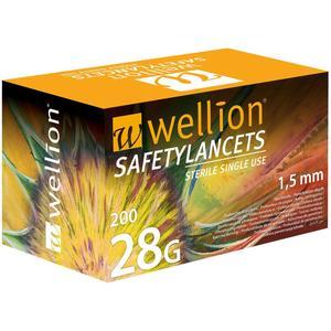 SafetyLancets 28G - 200 Stück