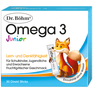 Junior Omega-3 Direkt Sticks