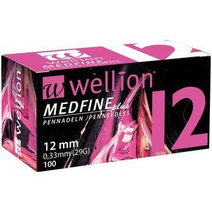 Medfine plus Pennadeln - 12 mm