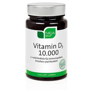 Vitamin D3 10.000
