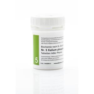 Schüßler Salz Nr. 5 | Kalium phosphoricum D6 - 100 g