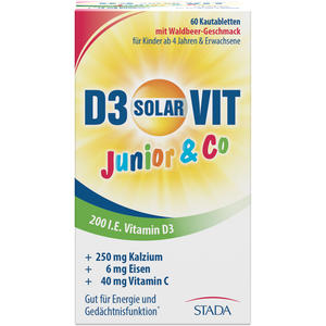 D3 Solarvit Junior & Co