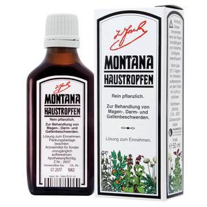 Montana Haustropfen - 500 ml