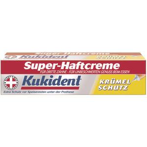 Kukident Super-Haftcreme Krümelschutz