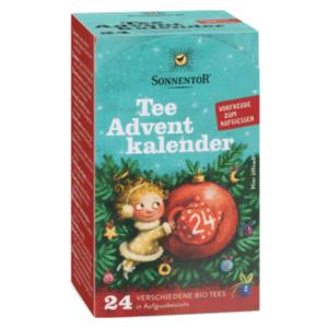 Tee Adventkalender bio