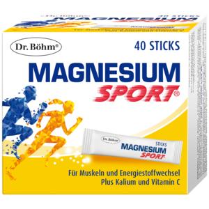 Magnesium Sport Sticks - 40 Stück