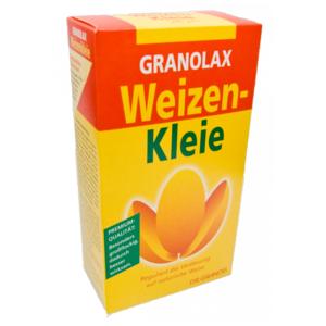 Granolax Weizenkleie