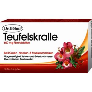 Teufelskralle 600 mg Filmtabletten
