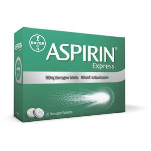 Express 500 mg überzogene Tablette - 40 Stück