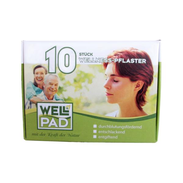 Wellness-Pflaster - 10 Stück