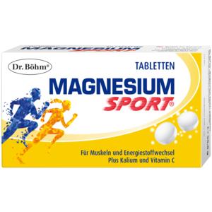Magnesium Sport Tabletten