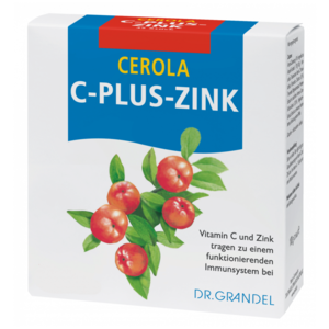 Cerola C-plus-Zink Taler - 32 Stück